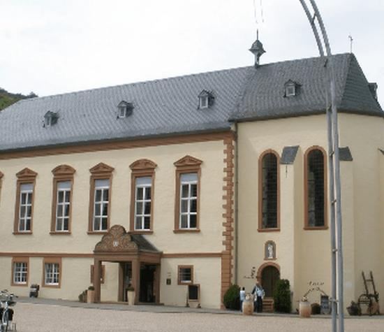 Beispiel: Aussenansicht, Foto: Kloster Machern Bernkastel- Wehlen.