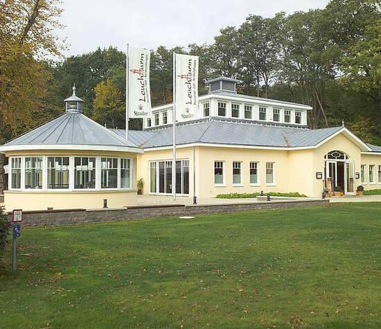 Beispiel: Außenansicht, Foto: Restaurant Leuchtturm.