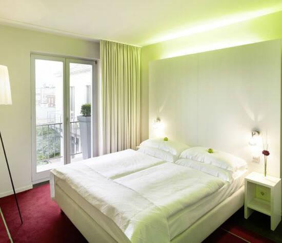 Beispiel: Zimmer, Foto: The New Yorker Hotel.