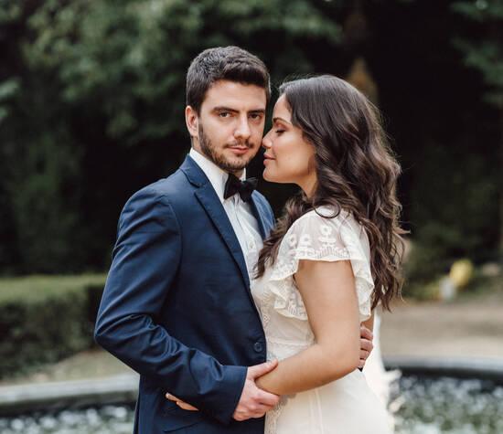 Hochzeitsfotos vom Hochzeitsfotograf