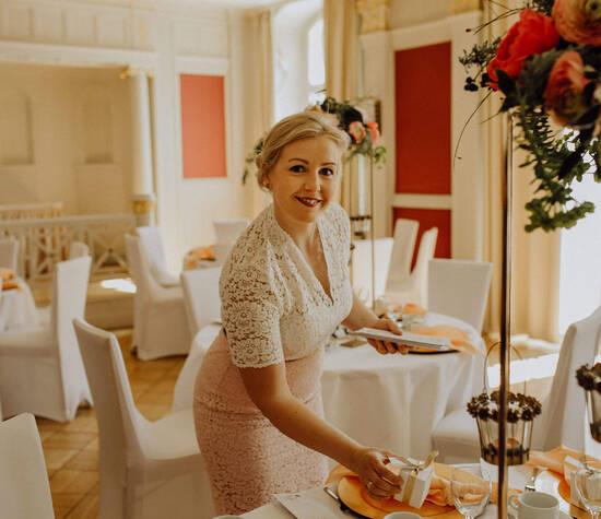 Franziska Beyer - MIT DIR UND MIR - Hochzeitsplanung