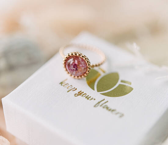 Keep Your Flowers | Ring Daisy