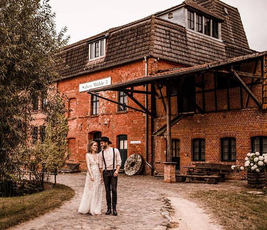 Salvey Mühle by ZaZa