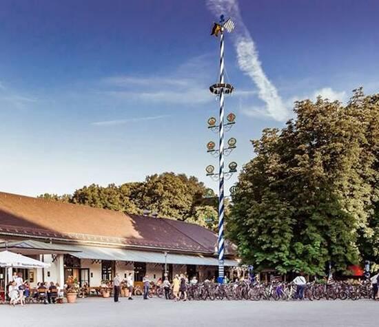 Augustiner Wirtshaus am Bavariapark