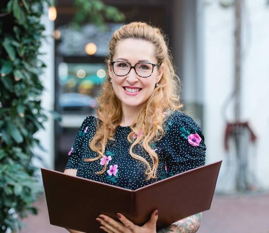 Freie Rednerin Lisa Melzer