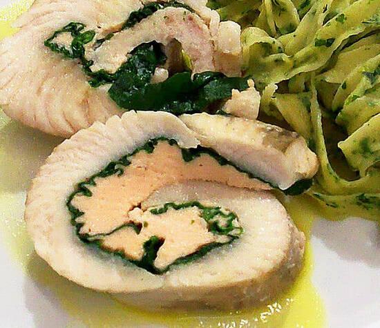 Beispiel: Hohe Qualität der Speisen, Foto: Stiftl Catering und Events.