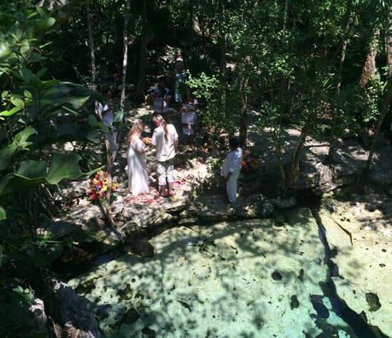 Beispiel: Trauung in Mexiko, Foto: Dreamlike Celebrations & more.