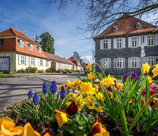 Haus Ira in Bad Salzhausen