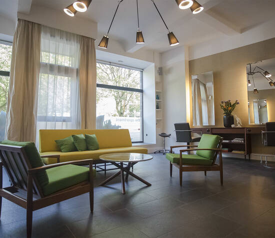 The apartment - Brautstyling
