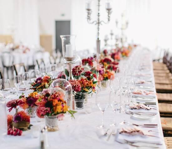 Beispiel: Ihre Hochzeit in Ihrer Traumlocation, Foto: Doreen Winking Weddings.