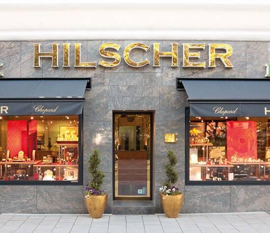 Herzlich Willkommen bei Juwelier Hilscher in München Schwabing.
