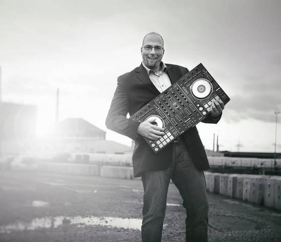 DJ Jan Kattenbusch