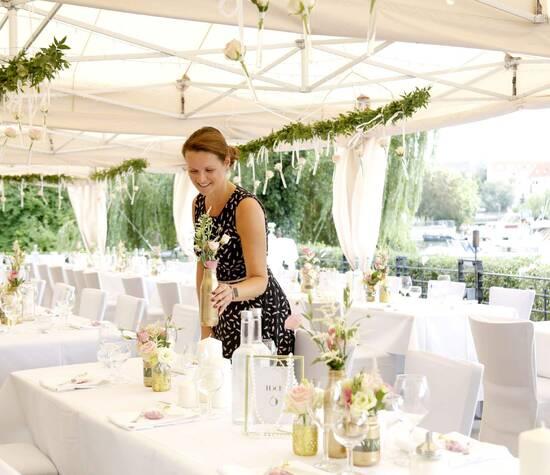 Hochzeiten am Wasser sind besonders beliebt.