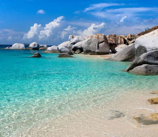 Beispiel: Traumhafter Strand auf den Seychellen, Foto: FTI Touristik.