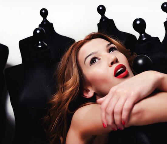 Beispiel: Fashion, Foto: Kat make-up.