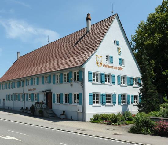 Beispiel: Das Hotel, Foto: Hotel Gasthaus Adler.