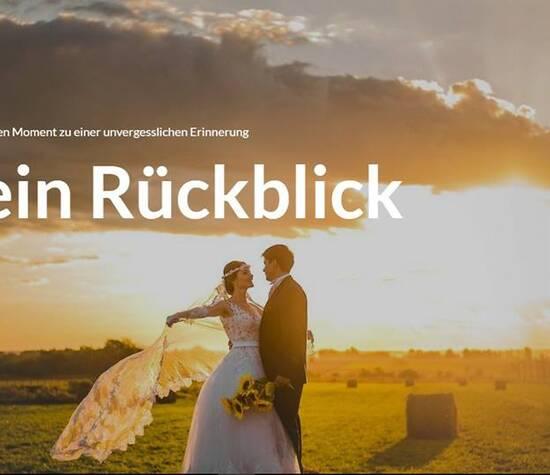 Mein Rückblick - Hochzeitsvideo