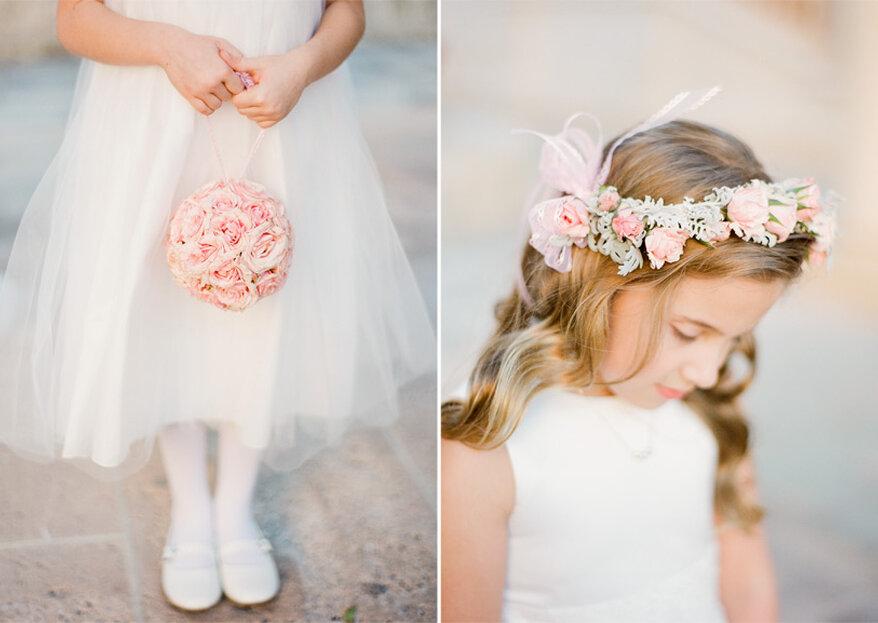 5 Tipps, wie Ihr Kinder perfekt für Eure Hochzeit stylen könnt!