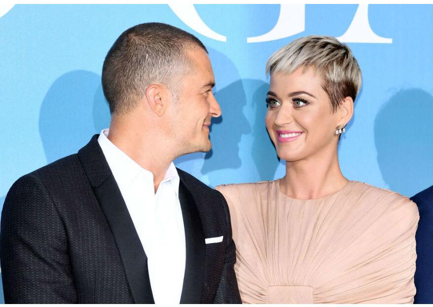 Katy Perry und Orlando Bloom haben sich am Valentinstag verlobt!