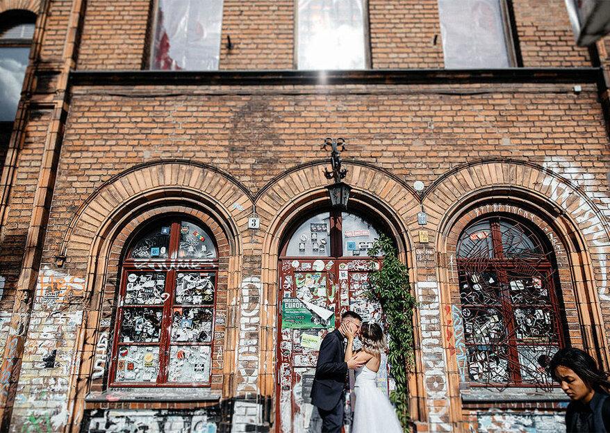 Flashback – Dank dieser Hochzeitsfotografen erlebt ihr den schönsten Tag immer wieder!