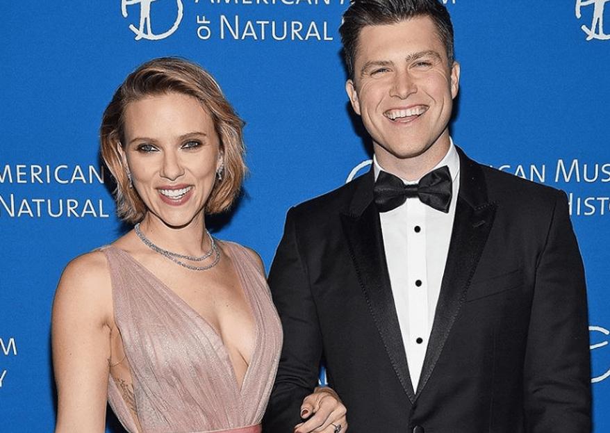 Scarlett Johansson hat sich verlobt - zum dritten Mal!