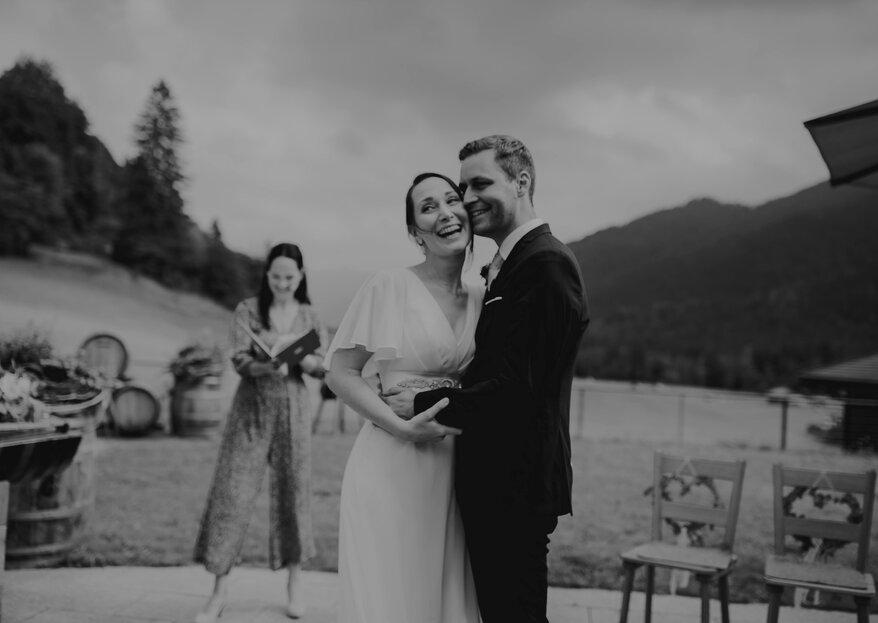 Fürbitten für die Hochzeit - die wichtigsten Tipps, Ideen und mehr als 20 Vorlagen