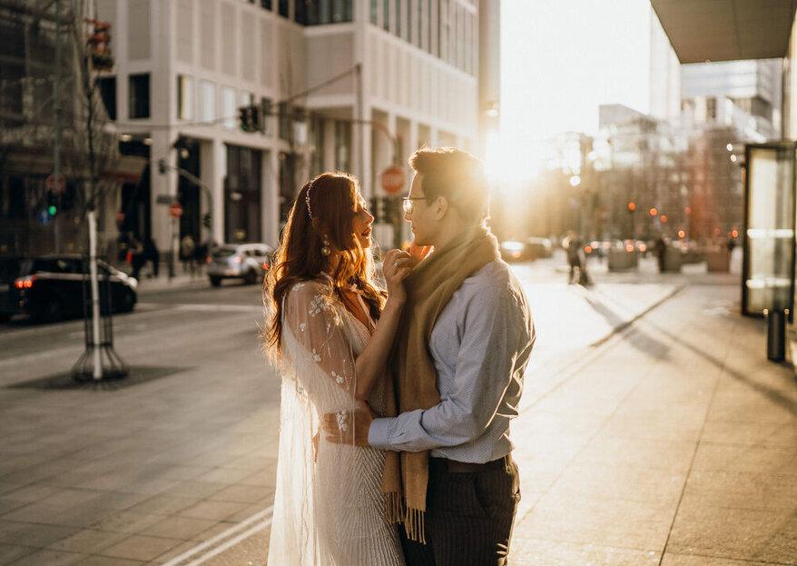 Heiraten in Frankfurt am Main und Umgebung - Wir stellen Ihnen die besten Hochzeitsdienstleister vor