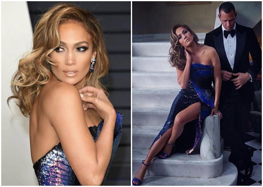 Jennifer Lopez und Alex Rodriguez haben sich verlobt - und der Stein des Ringes ist unglaublich!