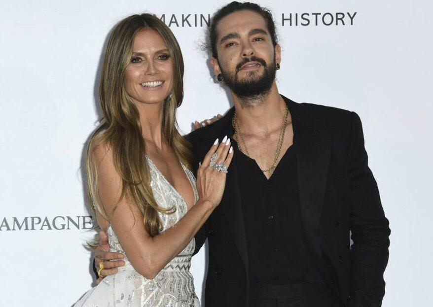 Heidi Klum und Tom Kaulitz: alle Details zur Hochzeit