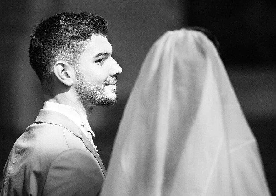 Der siebte Sinn & viel Erfahrung: Reinhard Michel über die perfekten Hochzeitsbilder