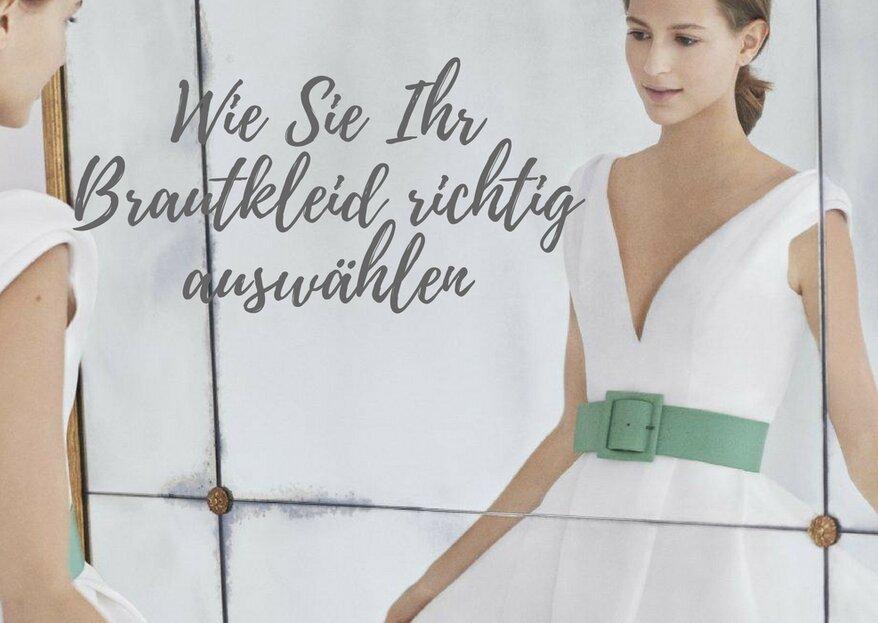 Wie Sie das richtige Brautkleid auswählen – In 5 Schritten zum Traumkleid