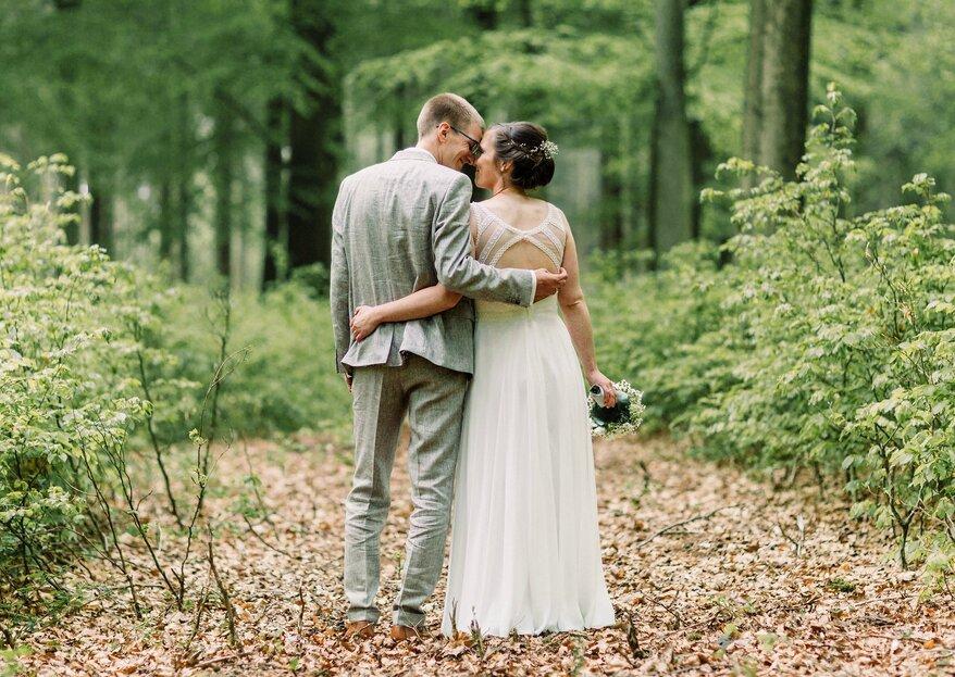 Nachhaltig heiraten: Tipps für die Umsetzung einer Green Wedding