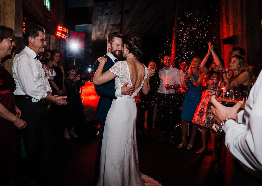 Die passenden DJs und Live-Musiker für euren Hochzeitstag