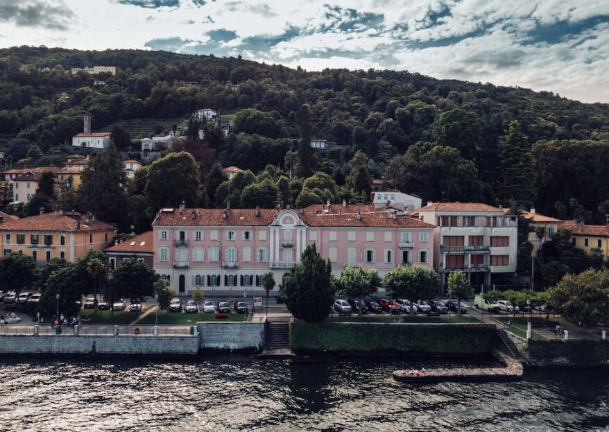 Die Villa Piceni öffnet ihre Tore für romantische Hochzeitsfeste