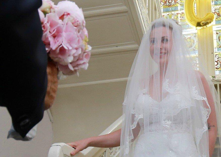 Ex-Bachelor Leonard Freier heiratet auf Schloss Wulkow