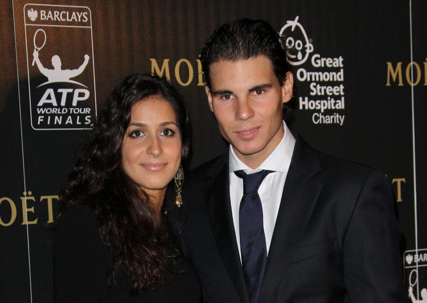 Rafael Nadal heiratet seine María Francisca Perelló nach 14 Jahren Beziehung