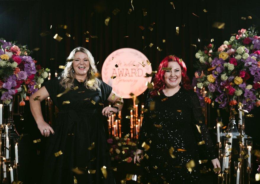 """Es ist soweit: der 1. """"Wedding Award Germany"""" wurde am 09.02.21 verliehen!"""