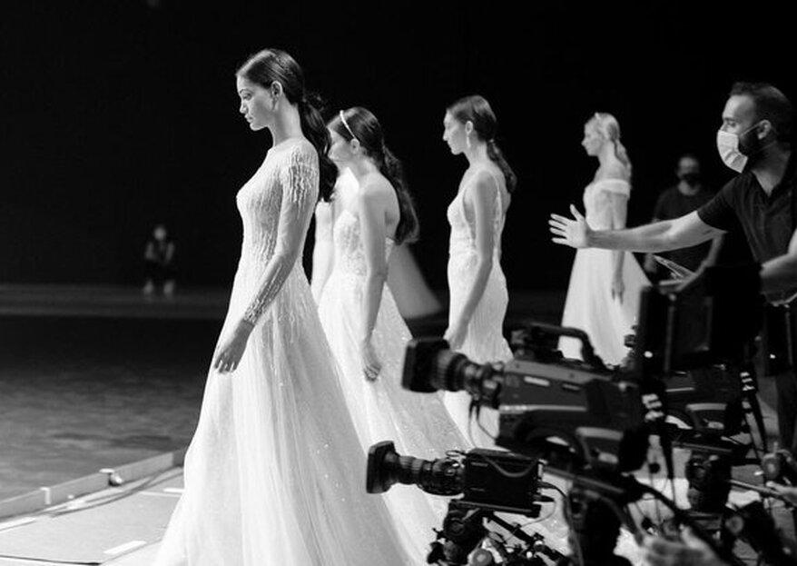 Die Barcelona Bridal Fashion Week vereint die Modewelt für einen guten Zweck!