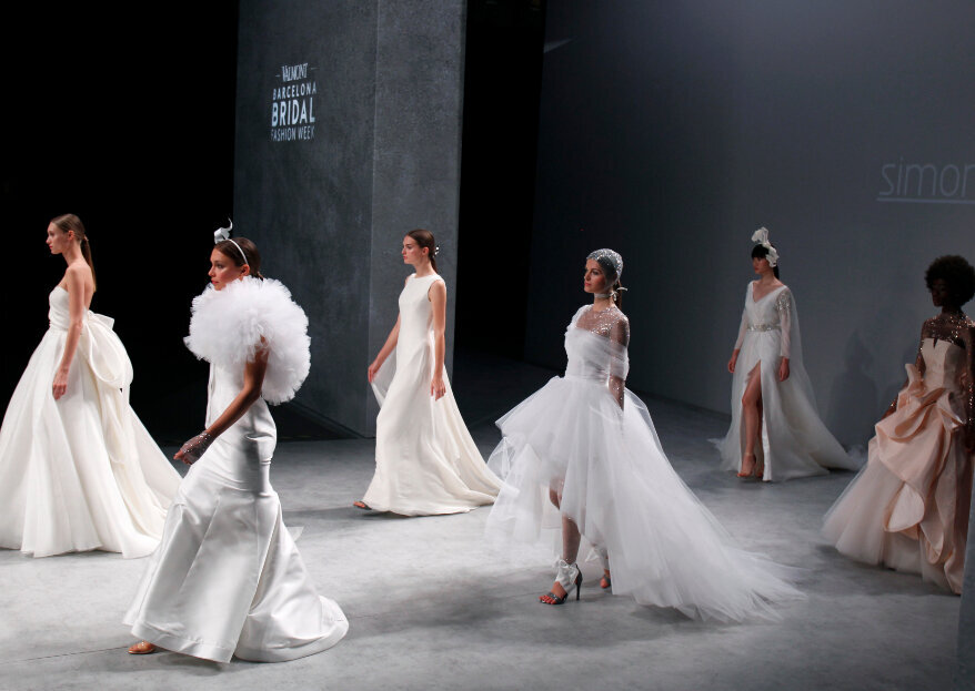 Die Valmont Barcelona Bridal Fashion Week 2020 - dieses Jahr im digitalen Format