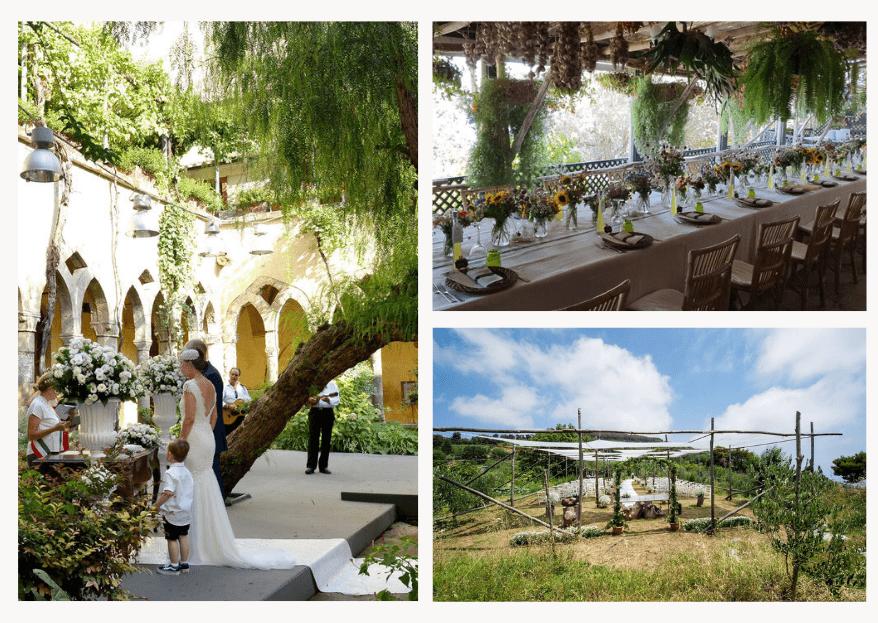 Belmare Weddings Events: Perfekt geplante Destination Wedding in Italien