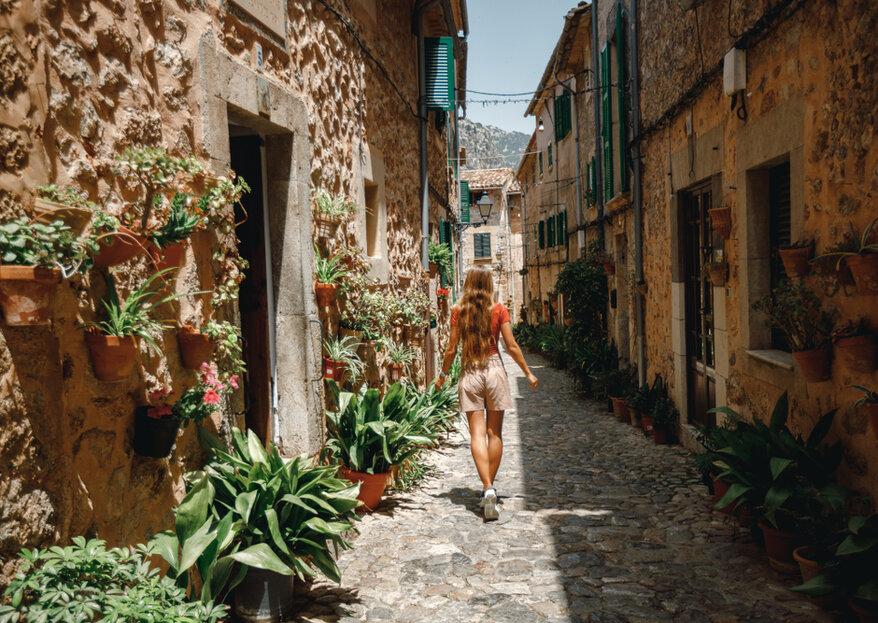 Flexible Flitterwochen wie noch nie! Mit der neuen Full Flex Versicherung die romantische Seite der Balearen entdecken.