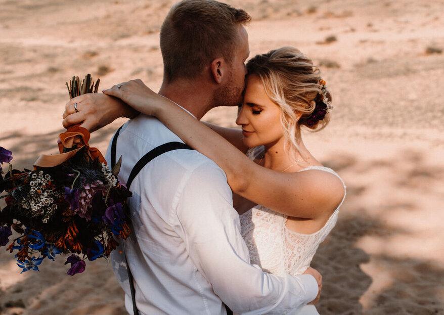 Unsere Hochzeits-Dienstleister des Monats im März