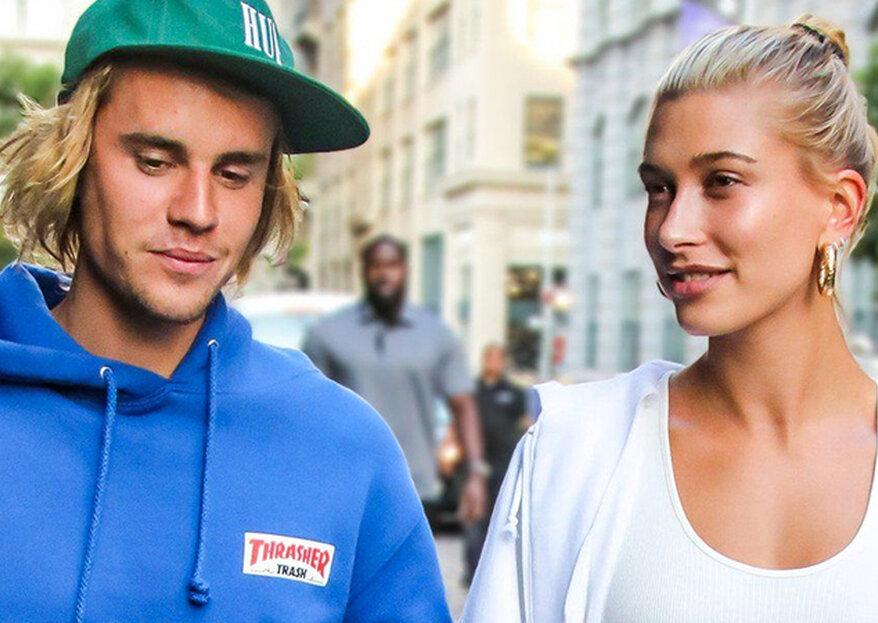 Justin Bieber und Hailey Baldwin sprechen im Interview mit der Vogue über ihre Ehe