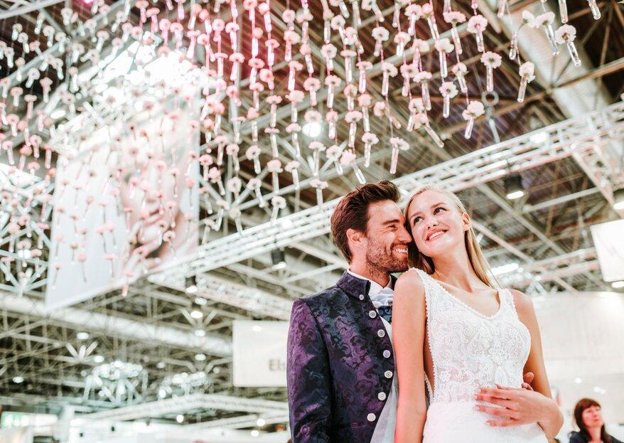 Die INTERBRIDE 2019: Hochzeits- und Eventfashion vom feinsten!