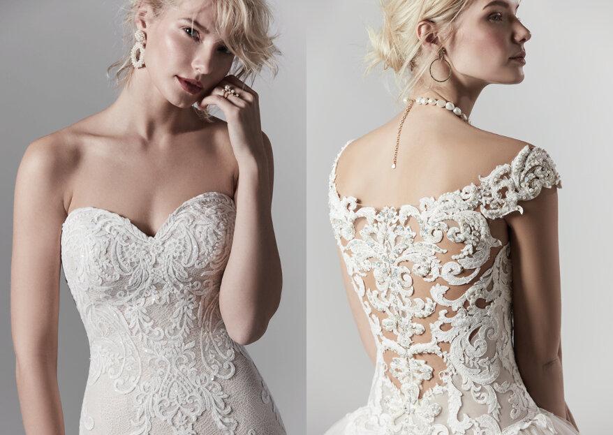 Sottero und Midgley Herbst 2019: Einzigartige Brautkleider mit luxuriöser Passform