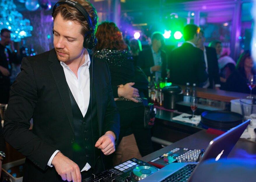 DJ Chris Force sorgt für fantastische Stimmung an Ihrem Hochzeitstag!