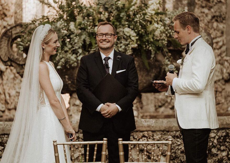 9 Dienstleister, auf die Sie bei Ihrer Hochzeit zählen können