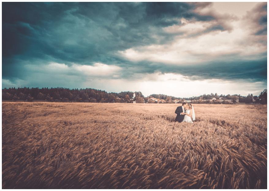 In aller Freundschaft – Hochzeitsforograf Charles Diehle zaubert ungestellte und natürliche Aufnahmen!