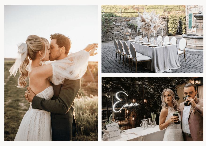 Hochzeit im Freien feiern - Mit diesen Dienstleistern gelingt eure Outdoor Wedding