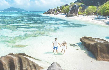 Heiraten in Seychellen